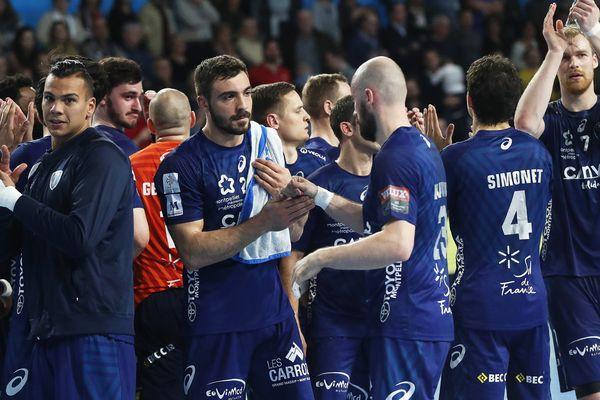 Montpellier s'est imposé face à Barcelone ce dimanche 28 à 25 - 25 mars 2018