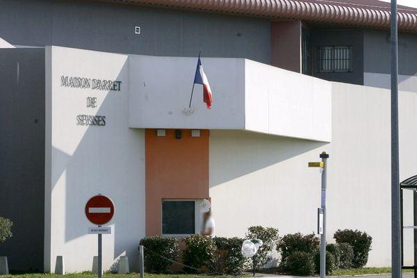 La maison d'arrêt de Seysses près de Toulouse.