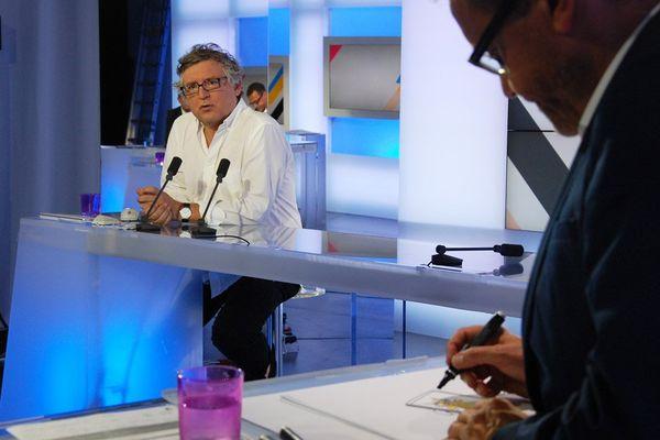 Michel Onfray invité de Dimanche en politique 18 septembre 2016
