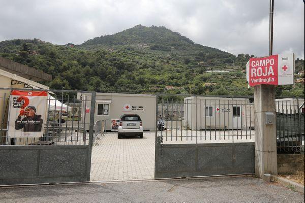 Ce camp est définitivement fermé à Vintimille depuis cet été.
