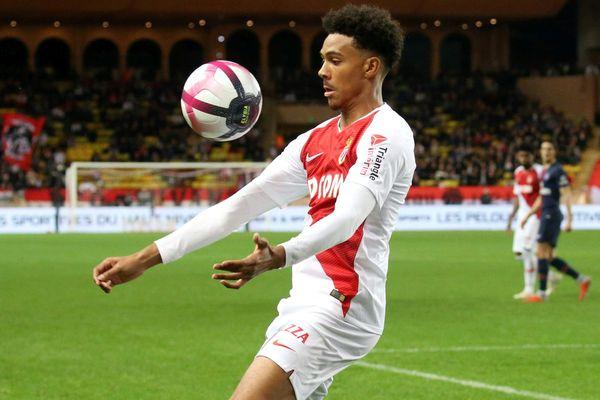 Wilson isdor attaquant monégasque en prêt au Stade Lavallois
