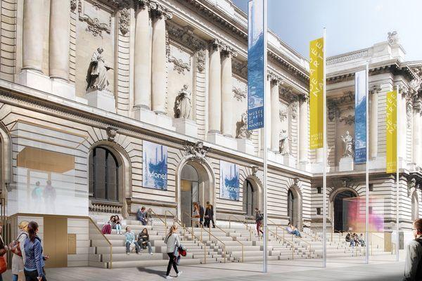 Le Musée d'Arts de Nantes, rouvrira ses portes au public le 23 juin 2017 après 6 ans de travaux