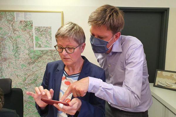 Valérie Beausert-Leck avait succédé à Mathieu Klein en juillet 2020 à la tête du département de Meurthe-et-Moselle. Moins d'un an après elle quitte la présidence, battue dans son canton de Laxou par le binôme Garcia/Engel.