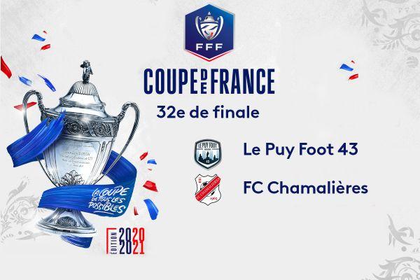 Après s'être qualifiés face à Feurs, les joueurs du Puy Foot 43 affronteront le FC Chamalières dimanche 21 février à 14 heures.