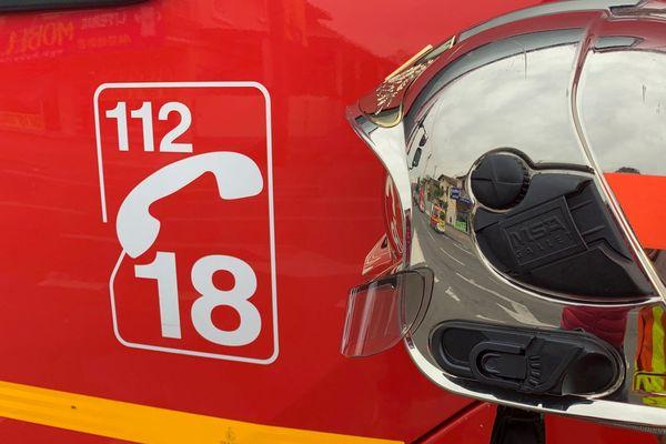 Les sapeurs-pompiers de la Drôme sont intervenus à Chalancon, dans les hauteurs du Diois après un atterrissage loupé, mardi 30 juin 2020
