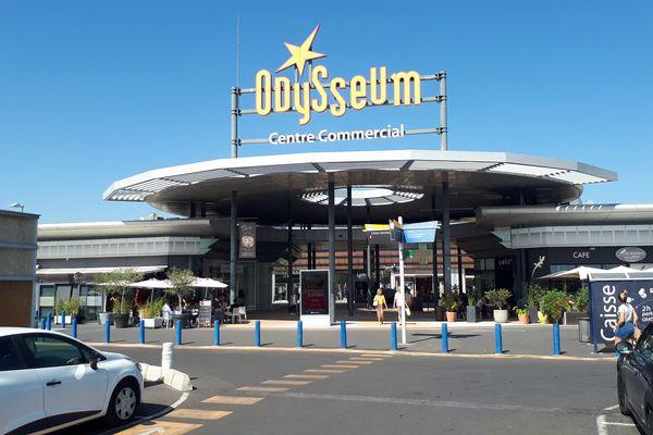 Le centre commercial Odysseum à Montpellier peut rouvrir ce mercredi 3 février .