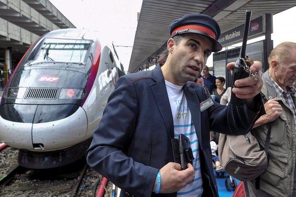 Le train est arrivé à Toulouse avec près de 5 heures de retard