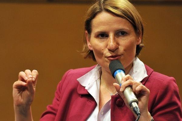 La députée PS du Tarn-et-Garonne, Valérie Rabault