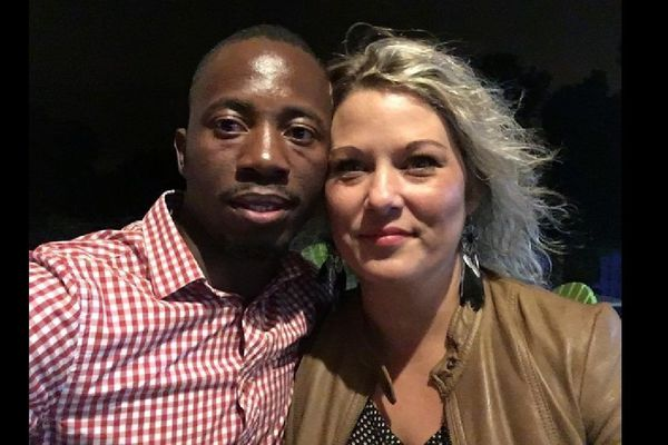 Aly Diawara et sa compagne Ingrid Berthet vivent ensemble depuis juin 2018.