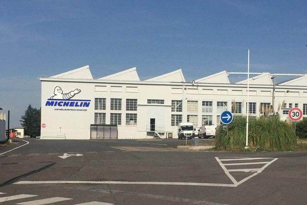 Michelin, site de St-Doulchard