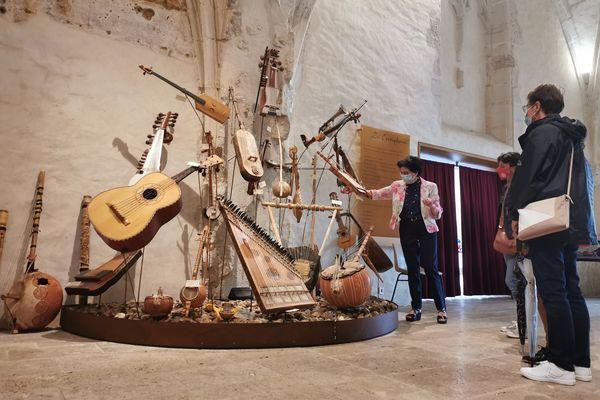 Découvrez les musiques traditionnelles dans un musée de Montoire-sur-le-Loir