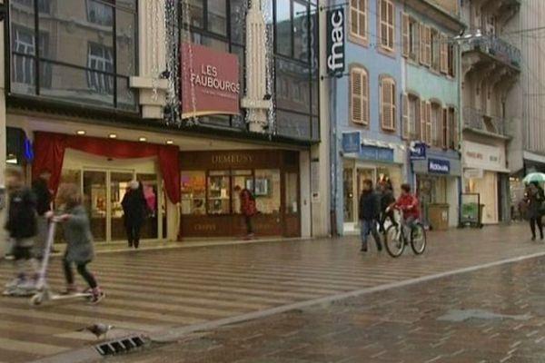 Les commerces ouverts le 26 décembre à Belfort