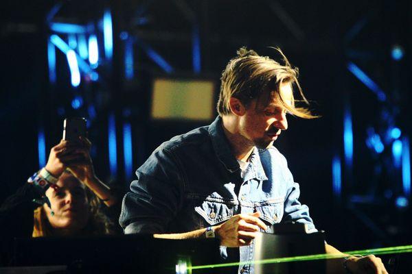Le DJ Martin Solveig