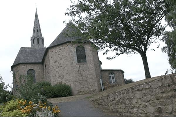 L'église de Plouagat