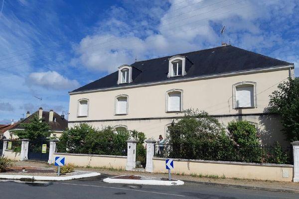 """Dans quelques mois, avec """"7 Belle famille"""" cette maison accueillera ces premiers colocataires retraités à Bonnétable dans la Sarthe"""