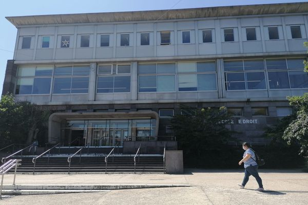 A l'université Clermont Auvergne, comme partout en France, plusieurs filières sont sous tension.
