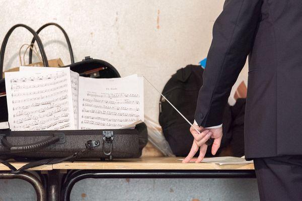 Concours des jeunes chefs d'orchestre de Besançon