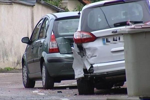 L'accident est survenu samedi soir à Lons-le-Saunier