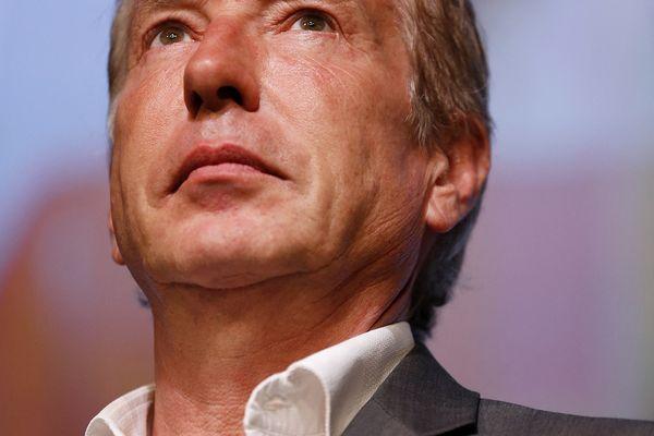 Le présentateur de LCI Philippe Ballard, candidat RN aux régionales à Paris