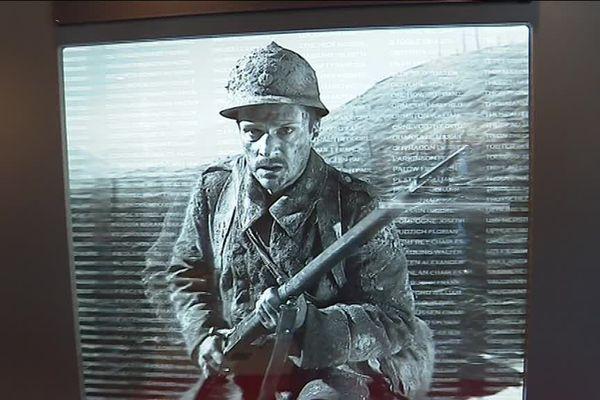 La commune de Semblançay a accueilli une exposition sur la Première guerre mondiale