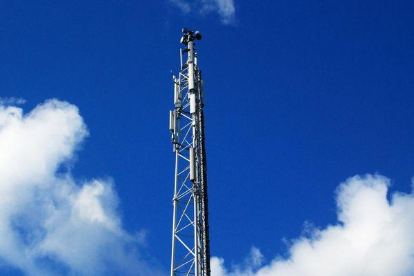 Antenne relais de téléphonie mobile