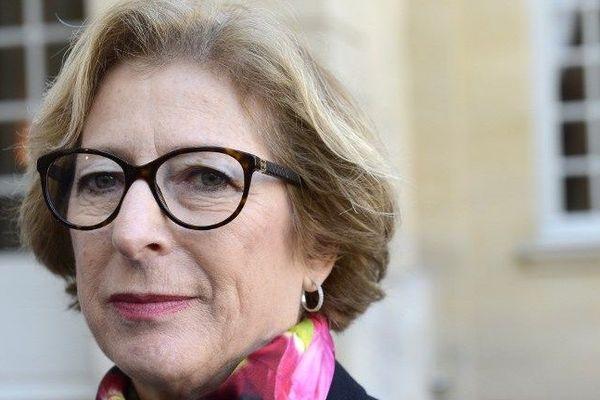 Geneviève Fioraso ministre de l'enseignement supérieur et de la recherche