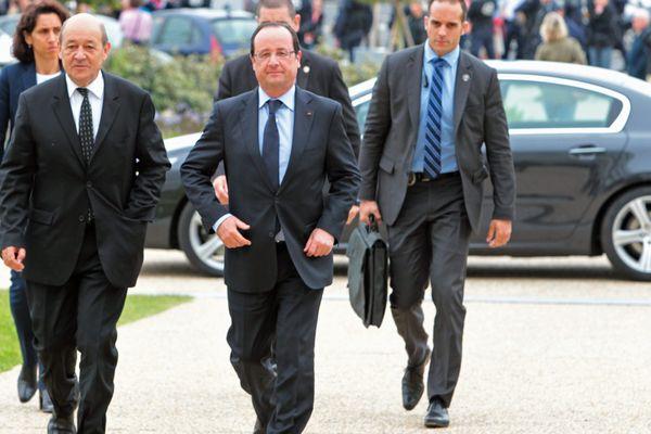 Le 1er juillet 2013, le président de la République, François Hollande, s'est rendu à Lorient pour inaugurer le nouveau Centre Hospitalier de Bretagne Sud.