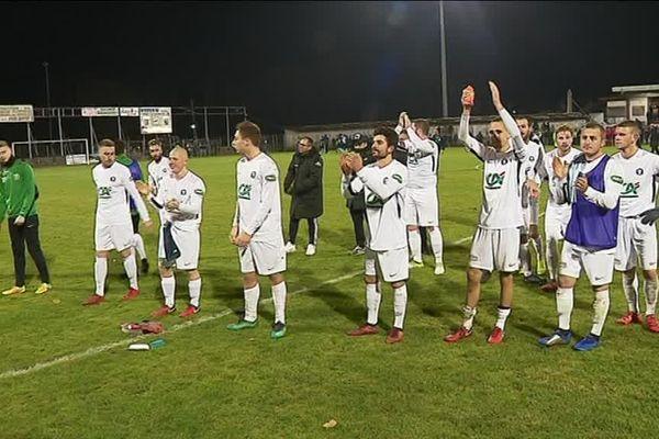 Les joueurs de Gamaches se sont inclinés 7-1 face au Havre