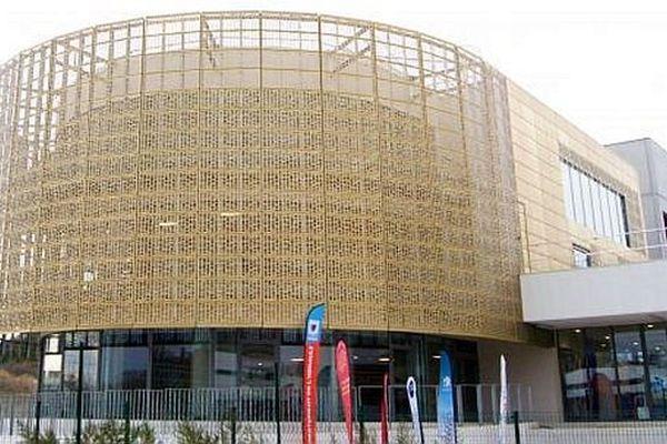 Montpellier - le Génopolys - décembre 2013.