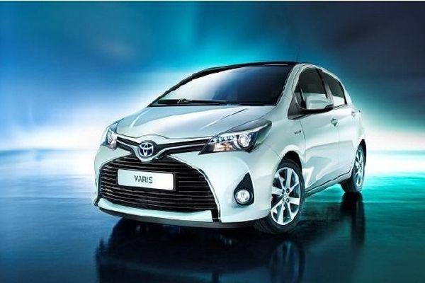 Nouvelle Toyota Yaris 2014