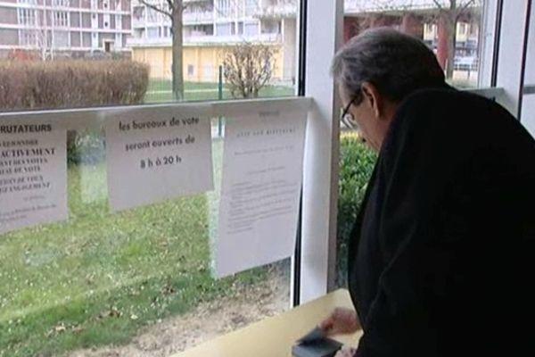 Roland Ries a annoncé sur les réseaux sociaux avoir voté blanc
