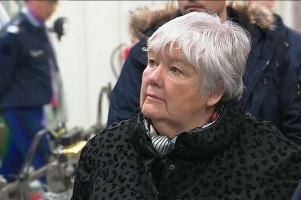 Jacqueline Gourault ministre de la Cohésion des territoires en visite en Haute-Saône.