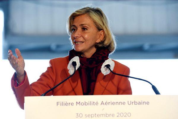 Valérie Pécresse le 30 septembre 2020.