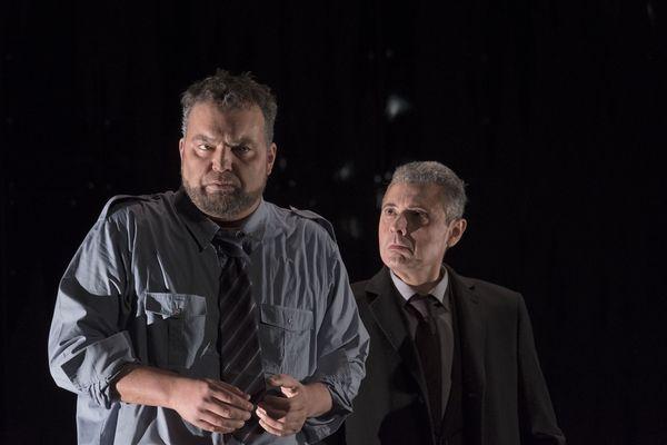 Cinq représentations de l'opéra sont programmées à Nantes, avant un départ pour Angers à la mi-avril.