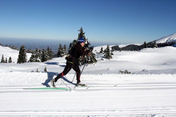 Ski nordique dit classique