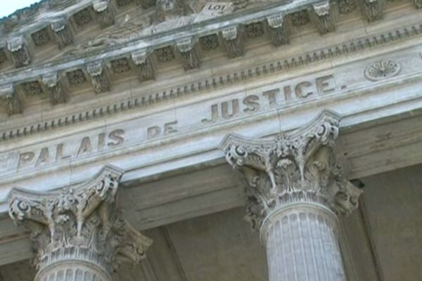 Palais de justice de Perpignan - illustration