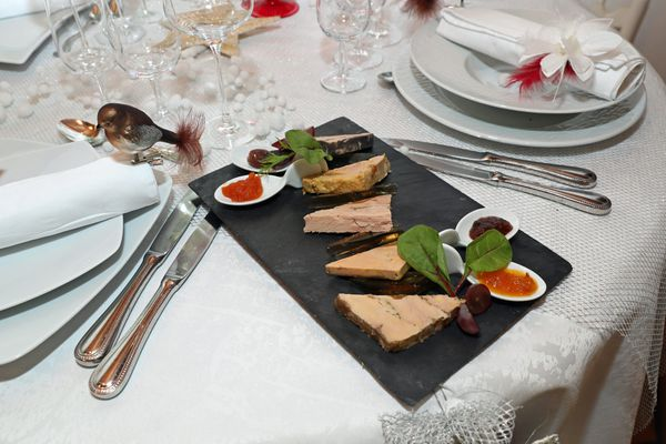 Le foie gras, un classique du réveillon de Noêl en Alsace
