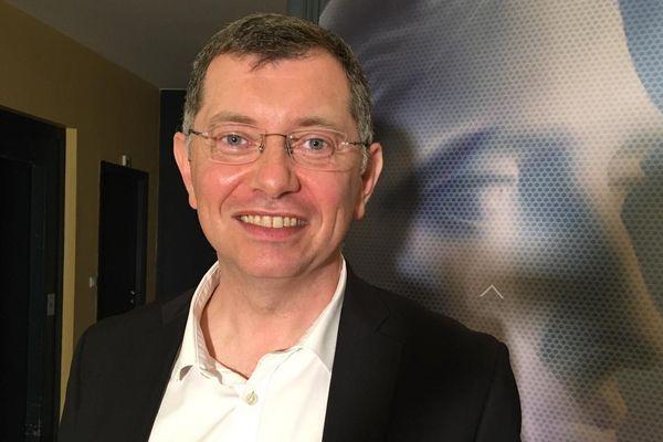Jean-Paul Vermot, futur maire de Morlaix (Finistère)