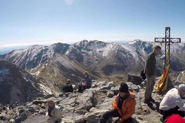 Le massif du Canigou - 2019.