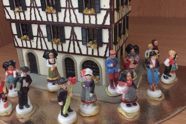 Fèves alsaciennes