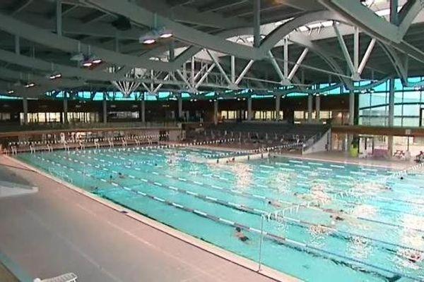 La piscine olympique du Grand Dijon