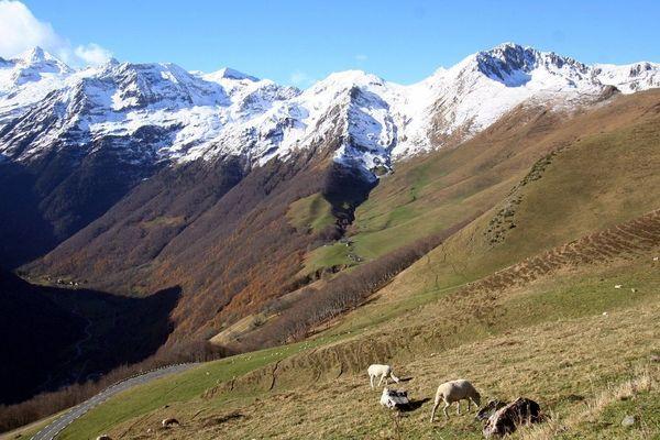 Les paysages de Luchon Superbagnères invitent à la promenade.