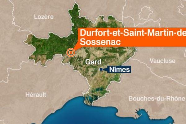 Durfort-et-Saint-Martin-de-Sossenac (Gard)