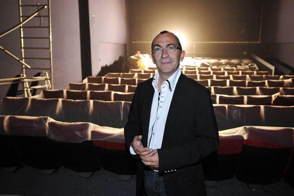 Jocelyn Bouyssy est à la tête de 71 cinémas en France qui ne demandent qu'à accueillir à nouveau des spectateurs