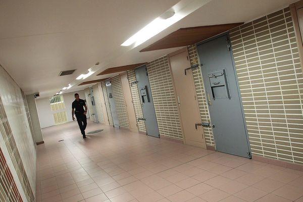 Jamais en effet un détenu ne s'était donné la mort dans la prison monégasque. (archives 2014)