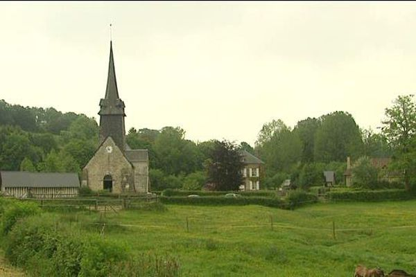 La chapelle de la Rocque Baignard
