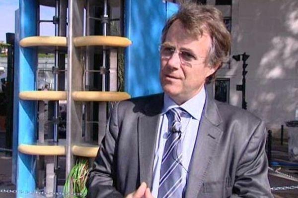 Serge Grouard, Député maire UMP d'Orléans