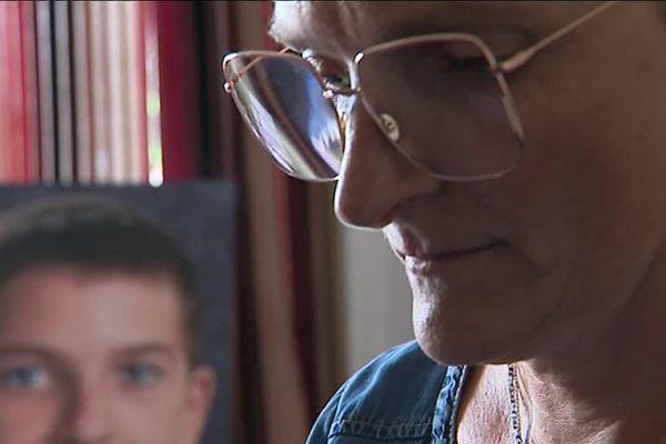 Nathalie Barré est sans nouvelles de son fils Mathis depuis sept ans