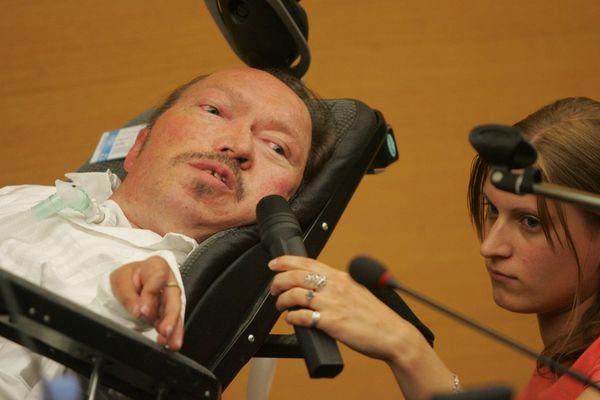 Colloque sur le handicap et la sexualité à Strasbourg le 27/04/2007.