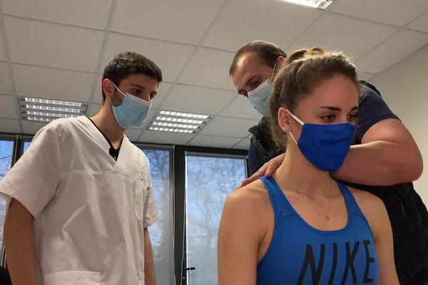 L'Institut d'ostéopathie de Rennes, sur le campus de Ker Lann à Bruz, a mis en place des consultations gratuites pour les étudiants